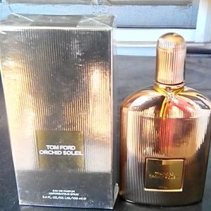 Brand New Tom Ford Orchid Soleil 3.4oz Never Open